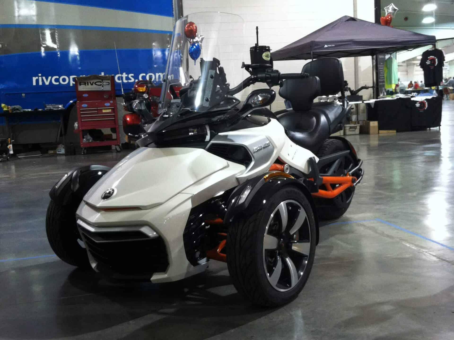 CanAm Spyder Driver Set