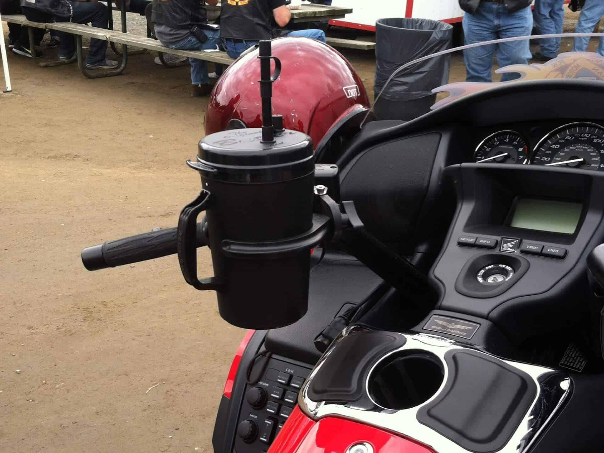 Butler Standard Driver Set For Motorcycles Best Cup Holder System