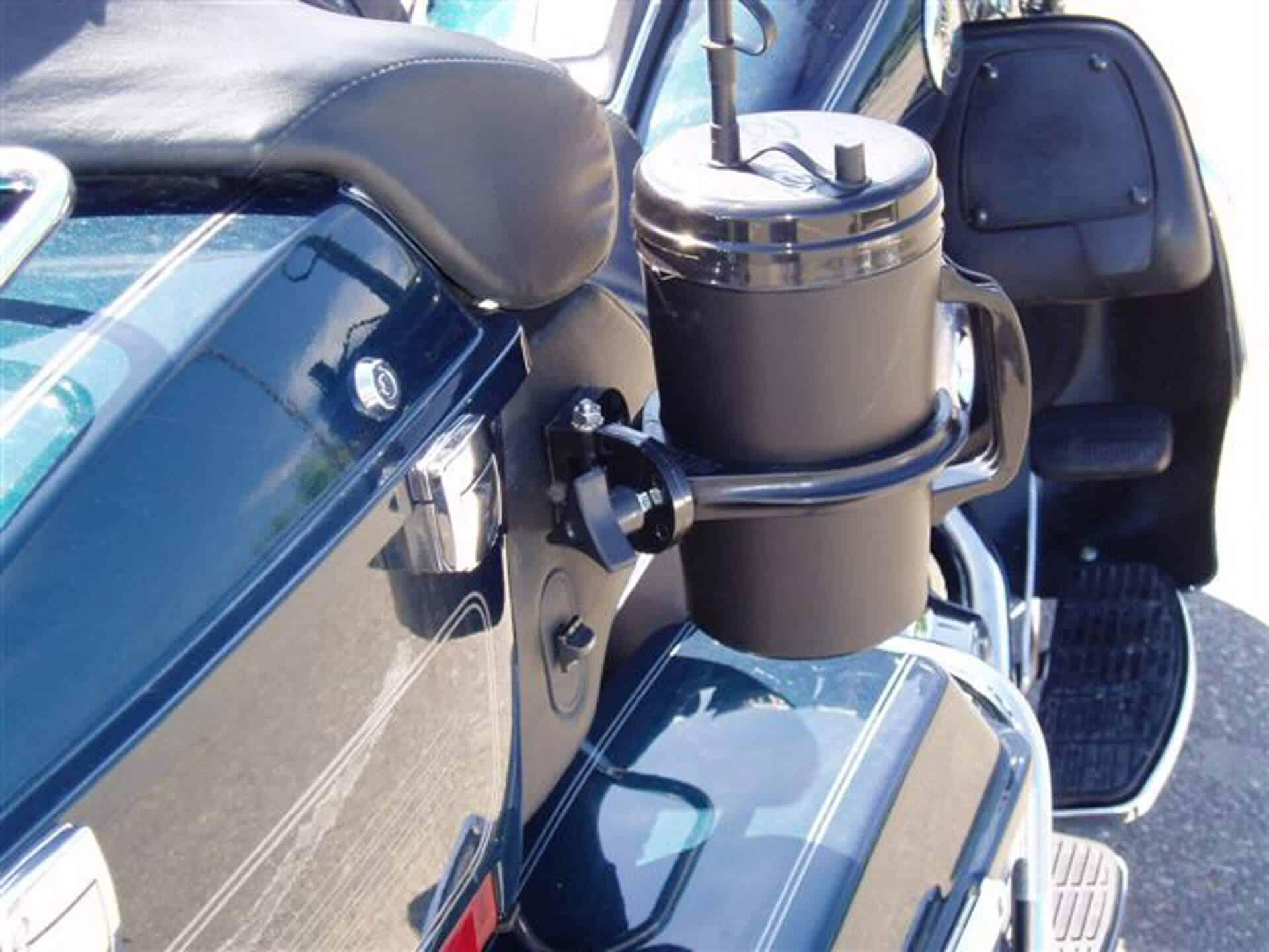 Butler Harley Davidson Passenger Set Butler Mug Holding System For Hd
