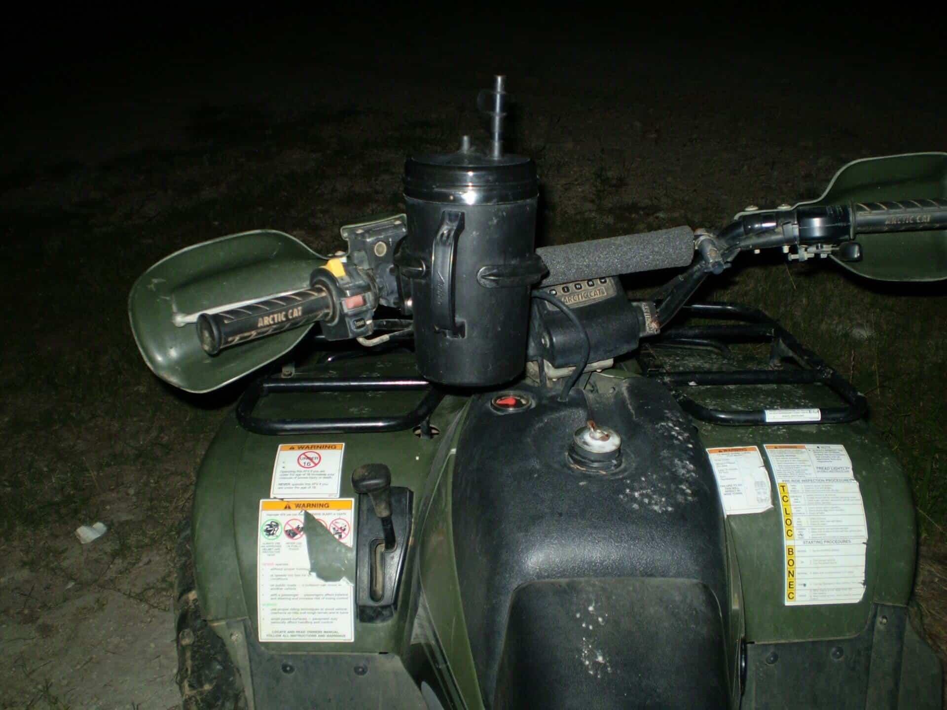 Butler Python ATV Set